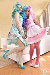 Kinky Sweeties Tease!